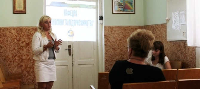 Завідувач відділення «Економіки і підприємництва» Волинського технікуму НУХТ розповіла, як відкрити власну справу