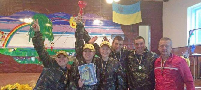 Перемога в обласних туристських змаганнях серед працівників освіти