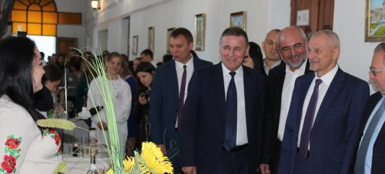 Працівників харчової промисловості привітали із професійним святом. ФОТОРЕПОРТАЖ