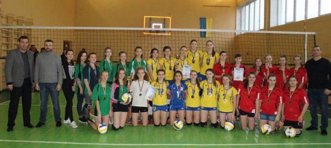 Команда Волинського коледжу НУХТ завоювала почесне ІІІ місце на чемпіонаті міста Луцька з волейболу