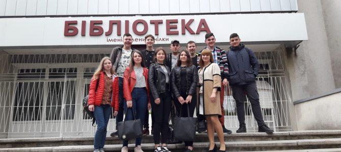Студенти Євроклубу долучились до відзначення днів Європи в Україні