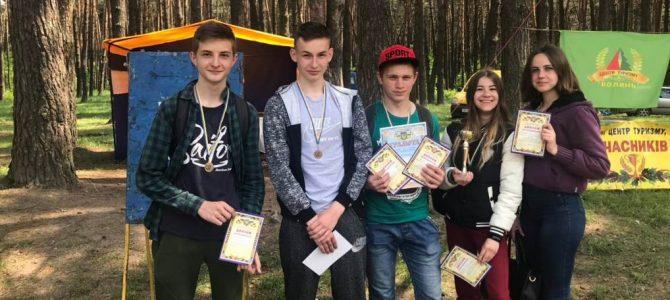 Туристи ВоК НУХТ – призери змагань з туризму!