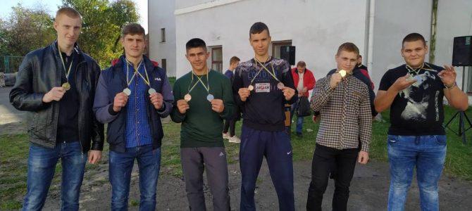 «Козацькі забави» Волинського коледжу НУХТ