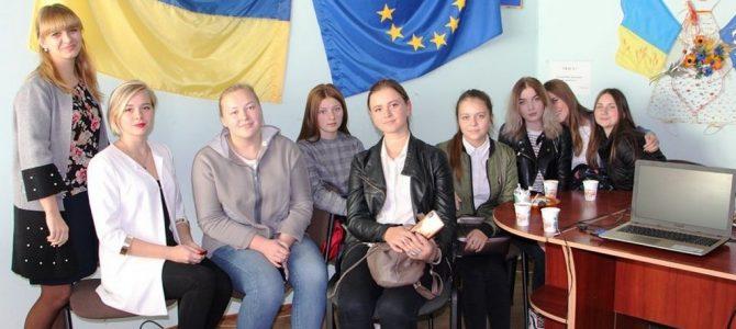 Студенти ВоК НУХТ – учасники кіноперегляду у кіноклубі Docudays UA