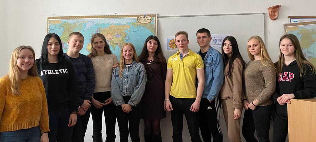 Географічний КВК «Відважні мореплавці»