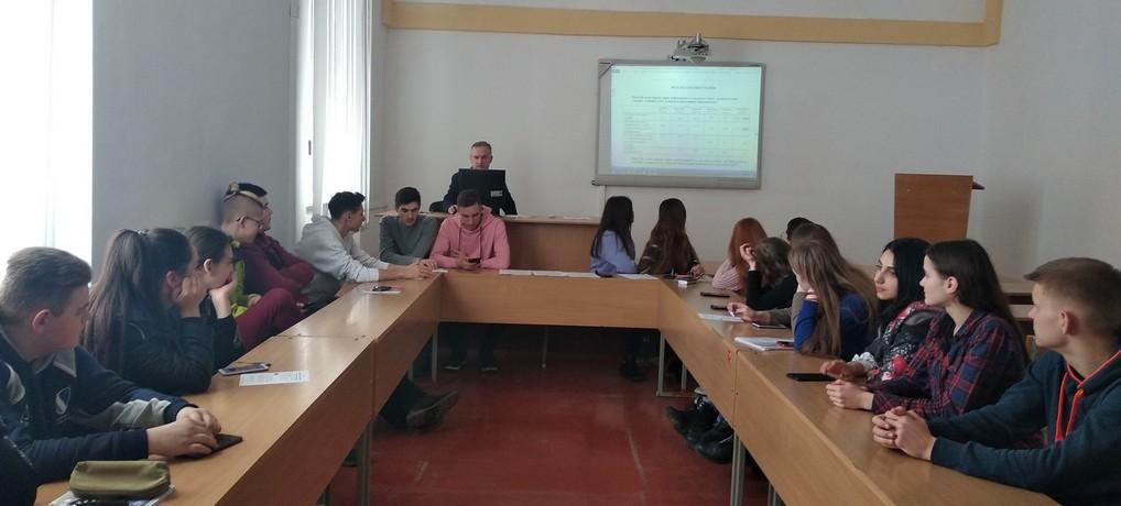 Круглий стіл «Євроінтеграція України: цілі та виклики сьогодення»