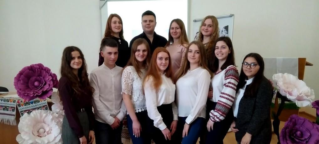 Студенти розповіли неймовірні історії кохання українських класиків
