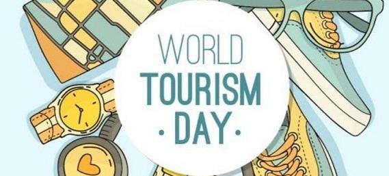 Відеопривітання з Всесвітнім днем туризму від групи Т-21