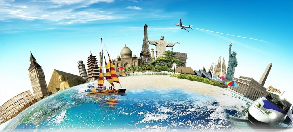 Вітання з Всесвітнім днем туризму